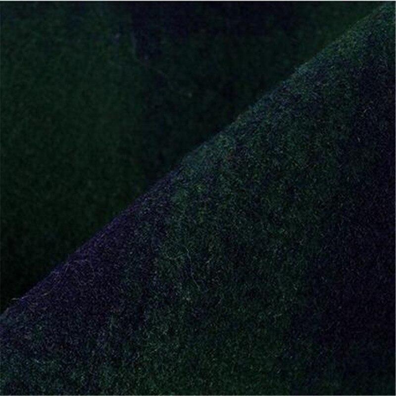 Laine Squares Mode Femmes Étudiants Tissu Tranchée Green Lâche Manteau Top Plaid D'hiver Taille Qualité Jeunes Bn2461 black White De Produit Grande Nouveau Pg40q1