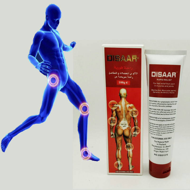 Chinese Massage Cream Relief Pain In Muscles And Joints Essential Oils Muscle Pain Ointment Essential Oils Muscle Pain