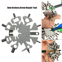 Multifunctional Arrow Tool Recurve bow and arrow composite archery accessories  Bow Archery Repair