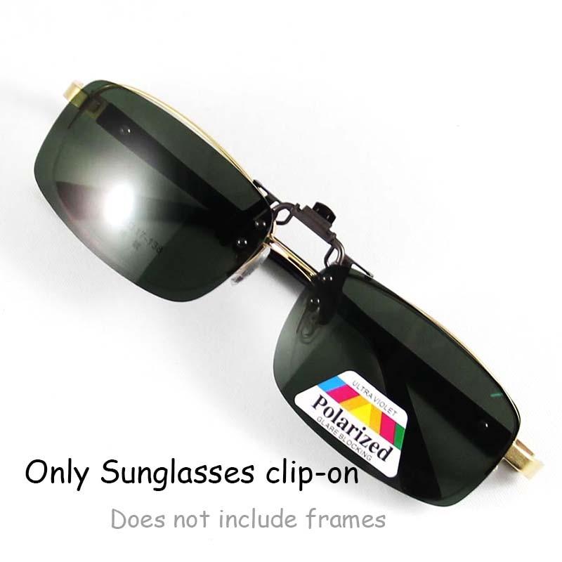 Clip-on Sunglasses Goggles Driving