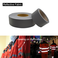 5cmx50m silver reflex tape sew on jacket for fashion and novelty free shipping.jpg 250x250