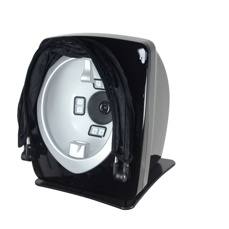 Hot Sell Portable 3D Magic Mirror Skin Facial Analyzer For Skin Analyzer Magic Mirror Facial Skin Diagnosis Precision Analysis