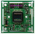 For Sony 1/3  colorful CCD,420TVL single board ,  low light  0.01LUX  Surveillance cameras chips
