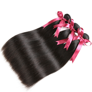 Image 5 - Karizma Brazilian Straight Hair Bundles With Frontal 13x4 Closure 100% Human Hair Bundles With Frontal Remy Hair Extension
