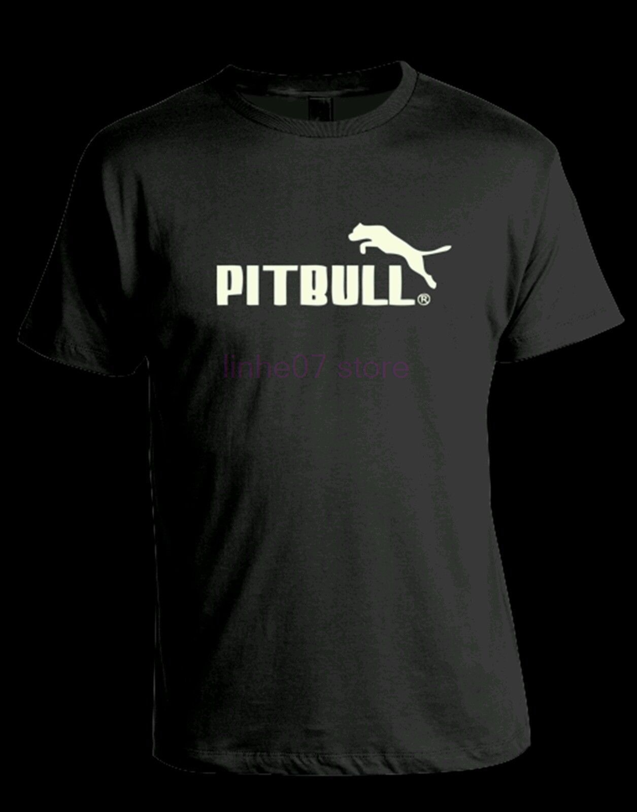 Gildan T-Shirt Pitbull Hund Hund Pit staff Bull s, um die XXL