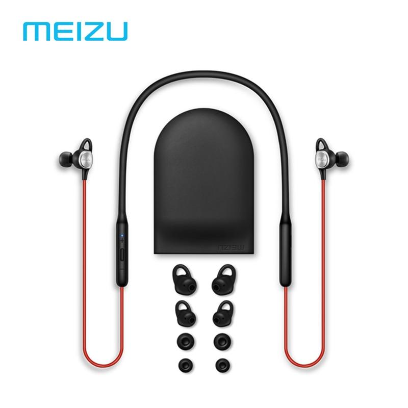 D'origine Meizu EP52 Bluetooth Écouteurs 4.1 Étanche IPX5 Sport Écouteurs Stéréo Casque Avec Mic Soutenir Apt-X 8 Heures jouer