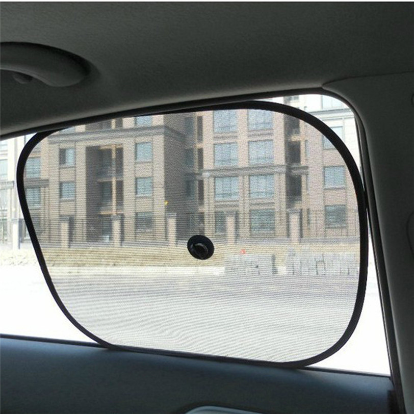 2017-newest-2x-black-kids-baby-children-car-window-uv-protection-blind-mesh-sun-shades-twin-car-styling-drop-shipping
