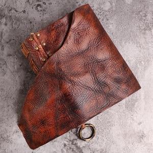 Image 4 - 100% echtem Leder Handgemachte A4 A5 A6 Vintage Retro Reise Journal Tagebuch Notebook Notizblock Geburtstag Valentinstag Geschenk BJB26