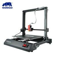 Китай крупнейших 3d принтера, система Комплект wanhao фабрики D9 300 400 500 промышленного класса 3D цветная печатная машина с Автоматическое выравни