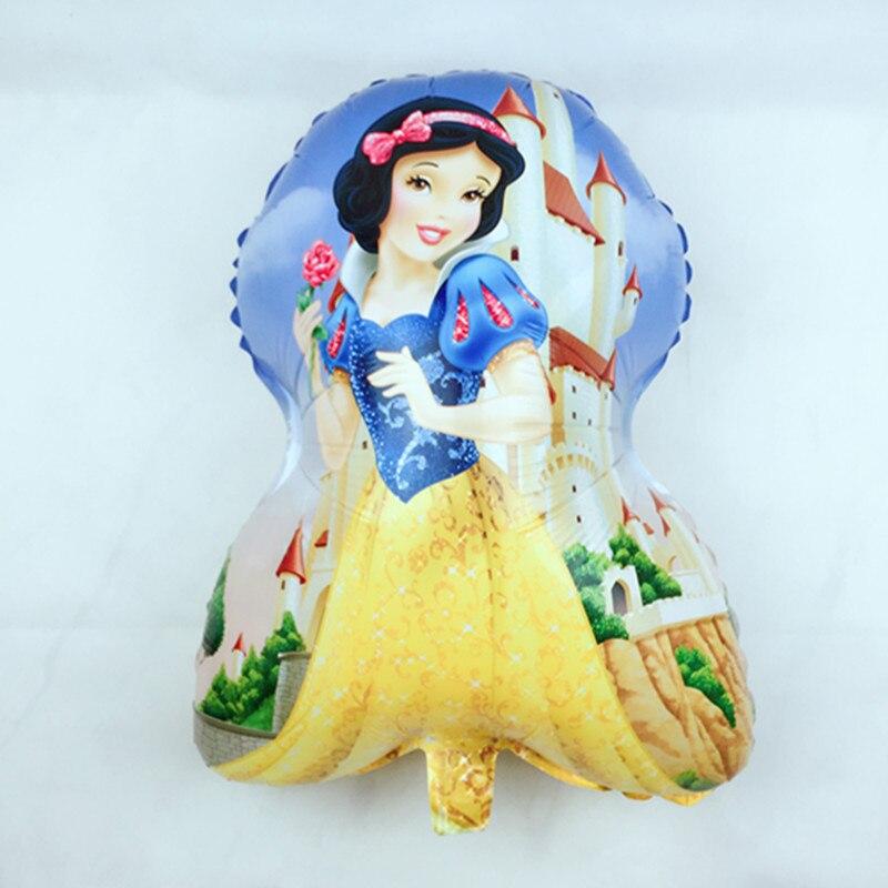 XXPWJ Free shipping new children's toys balloon princess party decoration birthd