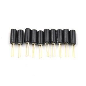 10 шт. SW520D датчик вибрации металлический переключатель наклона 5,2*11,5 SW-520D переключатель положения наклона позолоченные/посеребренные