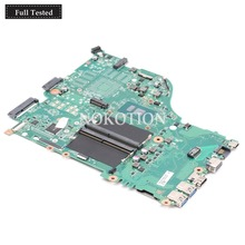 NOKOTION DAZAAMB16E0 NBGE611002 Main board For acer aspire E5-575 E5-575G laptop motherboard SR2EY i5-6200U 2.8Ghz CPU