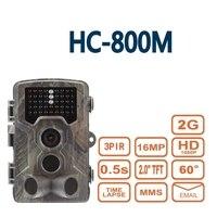 HC800M 12MP דיגיטלי צופיות ציד המצלמה 940nm ביל מצלמות MMS GPRS מצלמה לראיית הלילה בטבע מלכודת התמונה