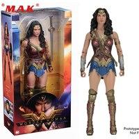 Для сбора 1/4 масштаба женскую фигурку Wonder Woman ПВХ 18 дюйм(ов) фигурку куклы и игрушки Коллекционные Подарочные