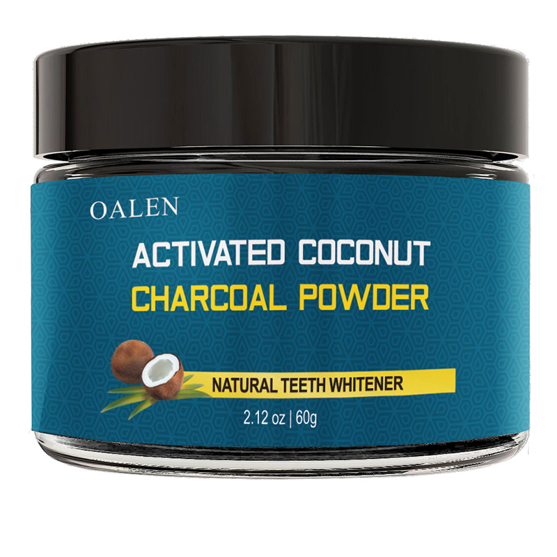 Coconut Shells Carbon Teeth Whitening Organic Natural Bamboo Charcoal Toothpaste Teeth Whitening Powder 1