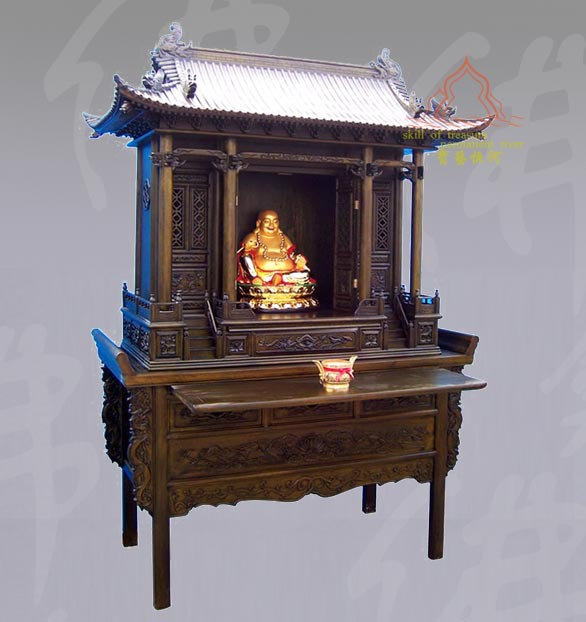 Buddha Cabinet | Bar Cabinet