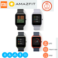 Huami Amazfit Bip Smart Watch GPS Gloness Smartwatch Smart Watch Watches 45 Days Standby For Xiaomi