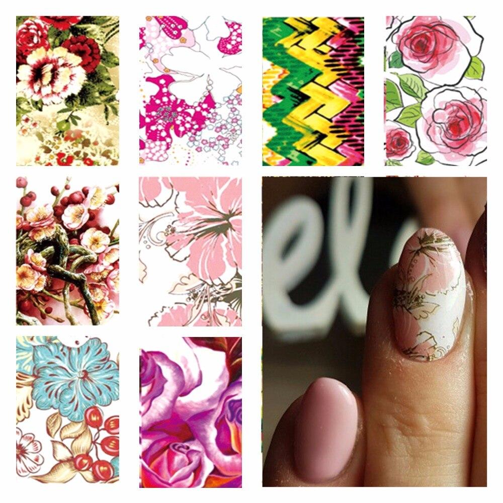 Переводки для ногтей картинки