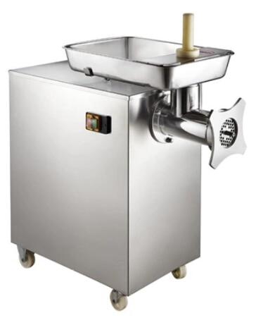 400kg/h commercial 304 stainless steel meat grinder, electric industrial grinder for sale