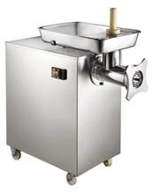 400kg/h commercial 304 stainless steel meat grinder, electric industrial meat grinder for sale