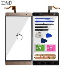 Передний сенсорный экран для мобильного телефона Lenovo PHAB 2 Plus, сенсорный экран, переднее стекло, дигитайзер, сенсорная панель, сенсорный экран, клейкие инструменты