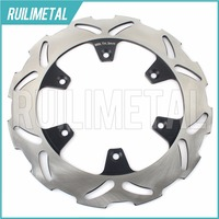 Rear Brake Disc Rotor For KAWASAKI KX 125 250 500 KDX 200 KLX 650 KX125 KDX200