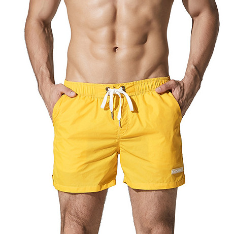 DESMIIT Boardshorts Men Swimwear Shorts Mens Swimming Shorts Trunks Man Bermuda Beach Surf Short Hawaii Holiday Sweatpants Liner
