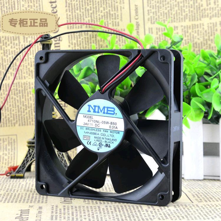 Free Delivery. 12 cm inverter fan Silent fan nl 12025 24 v 0.31 A 4710-05 w - B50 free delivery bt220 p n 12025 b2h 220 240 v 19 w 12025 double ball bearing cooling fans