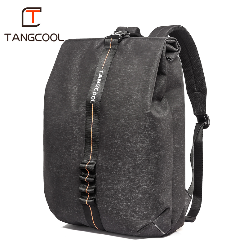 Tangcool Business Fashion Backpack with USB Charging Port Fits 15 6 inch Laptop Travel Backpack Water