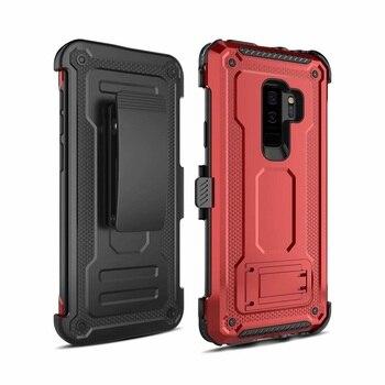 Belt Clip Galaxy S9 Plus Armor Case