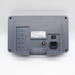 Image 3 - Nieuwe SNS 2V 2 Axis Dro Digitale Uitlezing AC110V/220V Display En 2 Stuks 0 1000Mm Lineaire schaal Encoder Voor Frezen Draaibank Machine