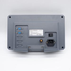 Image 3 - Nueva lectura Digital DRO de 2 ejes de SNS 2V pantalla AC110V/220V y 2 piezas codificador de escala lineal de 0 1000mm para máquina de torno para laminado