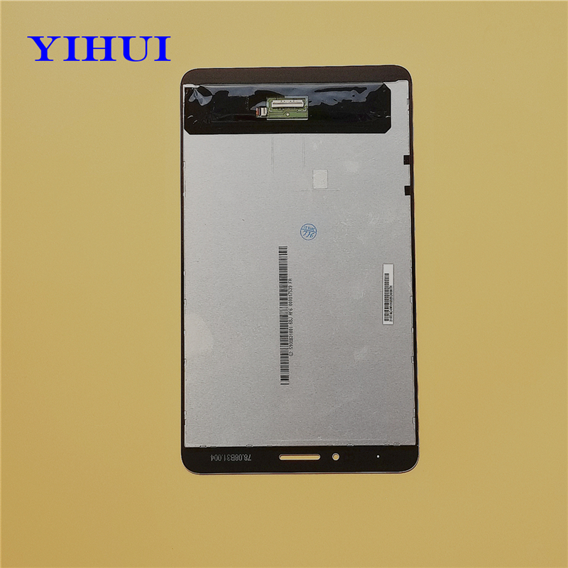 YIHUI 10Pcs/lot For Huawei MediaPad T2 8 Pro LCD Display Monitor+Touch Panel Screen Digitizer Assembly free shipping White 2 lots us $ 11 piece lcd screen display for htc g5 t8188 nexus one n1 10pcs lot free shipping by dhl ems