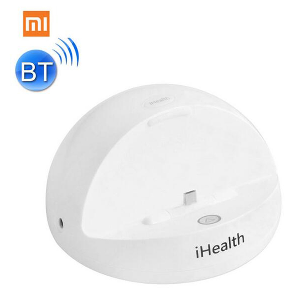 Original Xiaomi iHealth Bluetooth Smart Blood Pressure Dock Monitor System For Xiaomi Series Electronic Gadgets Smart Phones