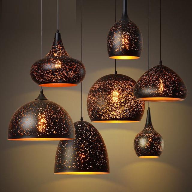 Led hängeleuchte bar restaurant schmücken leuchte lampe kabel hängen ...