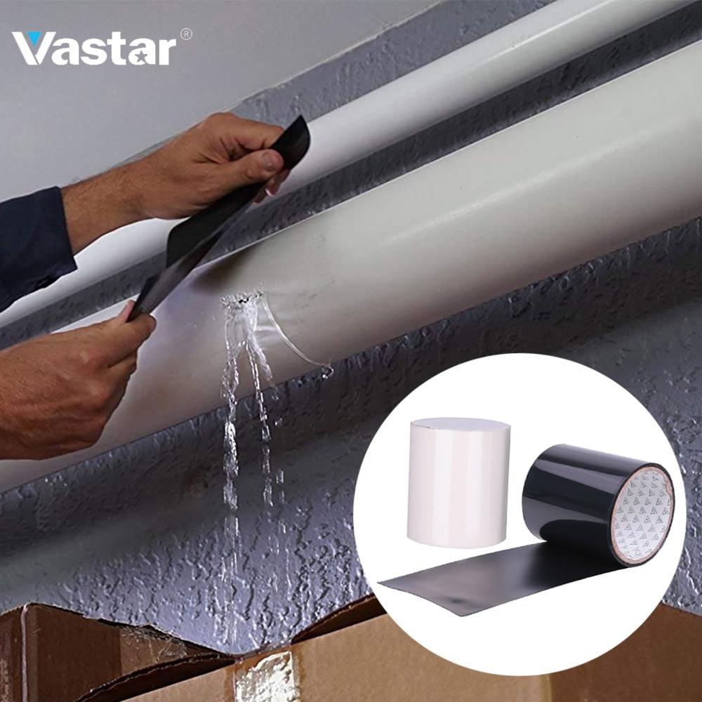Vastar 1.57m Super Strong Leakage Waterproof Tape For Garden Hose Water Bonding Fast Rescue Repair Quickly Stop Leakage Tool