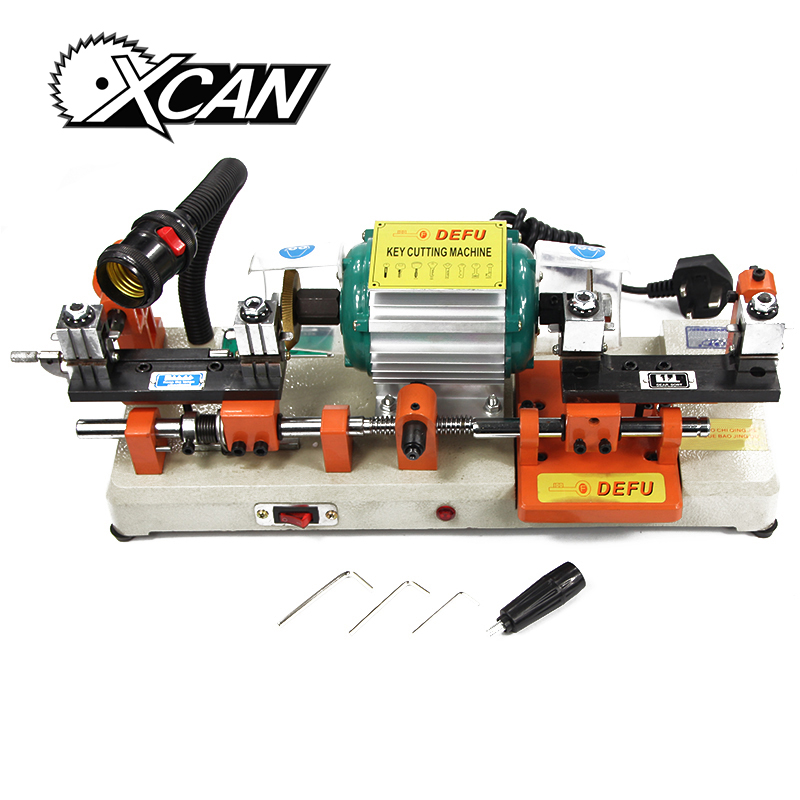 XCAN 238BS key cutting machine for universal key locksmith tools key copy machine lock picks 238bs key cutting machine key copy machine double head key machine