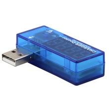 USB Power Текущий и Тестер Напряжения USB Mobile Power Текущий Тест Магазин горячей