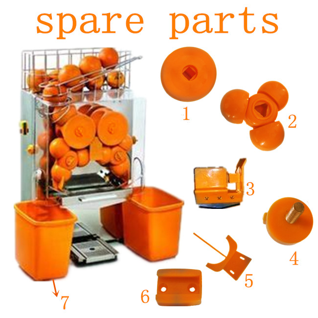 on sale orange juicer machine spare parts,electric orange juice extractor spare parts,fresh orange extractor squeezer spare part