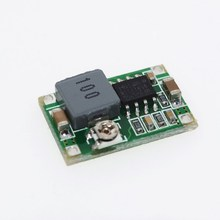 10PCS RC Airplane Module Mini 360 DC-DC Buck Converter Step Down Module 4.75V-23V to 1V-17V 17x11x3.8mm Mini360 New LM2596
