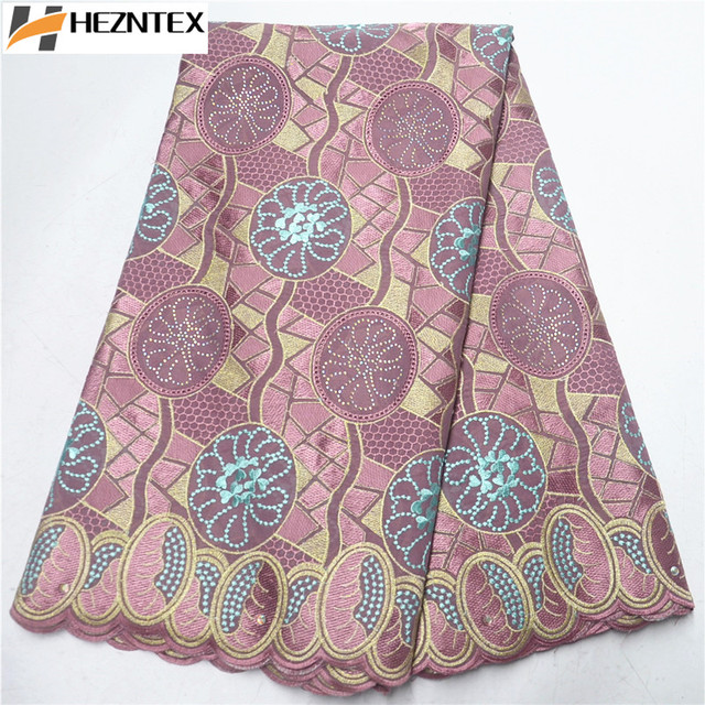 2019 Swiss Voile Lace In Switzerland High Quality Swiss Lace Fabric African Cotton Voile Lace Fabric For Wedding Dress PSA609-2
