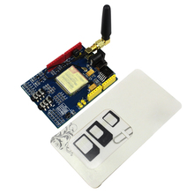 Smart Electronics SIM900 GPRS/GSM Shield Development Board Quad-Band Module for arduino Diy Kit
