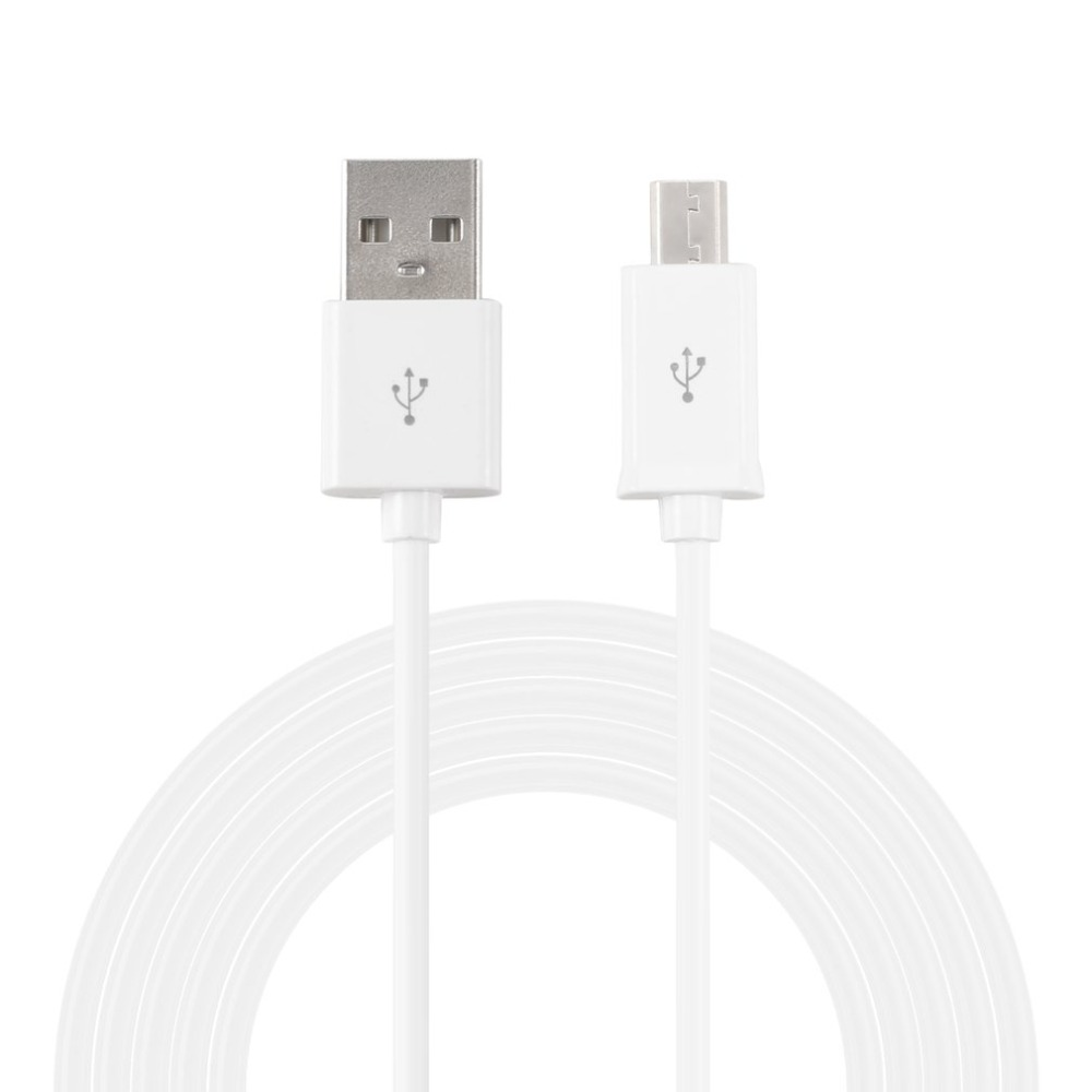 Small Size 1m 3ft Round V8 USB to Micro USB Charge Data Cable for Samsung Smartphones Tablets Charging Data Cable Dropshipping