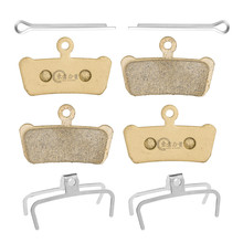 CHOOSE Mtb Bike Brake Pads For SRAM GUIDE R / RS RSC AVID Elixir 7 9 Full-Metal Disc Pad Parts 4 Pairs