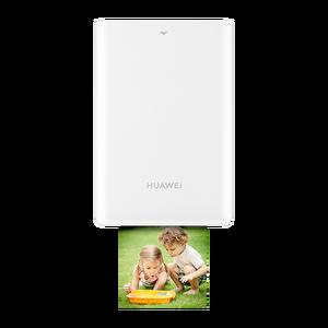 Image 3 - Оригинальный принтер Huawei Zink 300 точек/дюйм, портативный фотопринтер Honor Pocket, Bluetooth 4,1, поддержка DIY Share 500 мАч