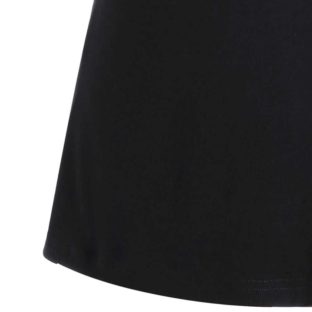 Wipalo Women Casual Short Sleeve Keyhole Neck Black T-Shirts Plus Size Cold Shoulder Embroidery T-Shirt Women Tops Big Size 5XL