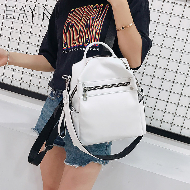 Korean Style Women Backpacks School Backpack For Teenager Girls Shoulder Bag Daypack for Women Female Mochila Feminine Bag