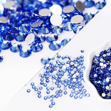 Crystal 3d Rhinestones For Nails Diy Wedding Rhinestone Decoration Non Hotfix  Glass Flatback Z126
