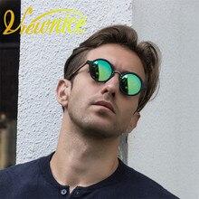 Viewnice Madera Polaroid Polarizado Gafas de sol Hombre gafas de Sol lunettes de soleil pour femmes homme miroir anti-UV400 V251205