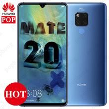 7.2 Inch Full Screen Huawei Mate 20 X Mate 20X Mobile Phone Andorid 9.0 Kirin 980 Octa Core 40.0MP NFC IP53 Quick Charger